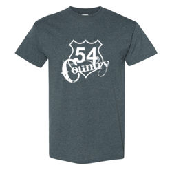 54 Country T-Shirt Thumbnail